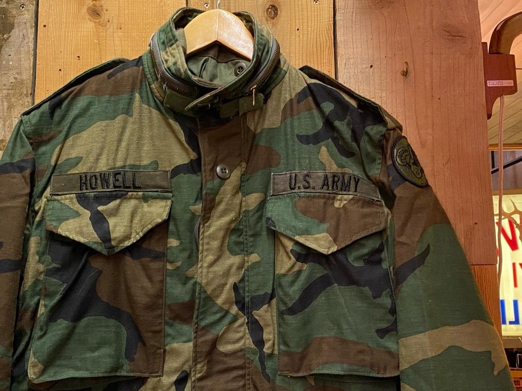 12月19日(土)マグネッツ大阪店Superior入荷日!! #7 U.S.Army編!!M-43,M-50,M-51,M-65&Sleeping Bag!!_c0078587_11264054.jpg