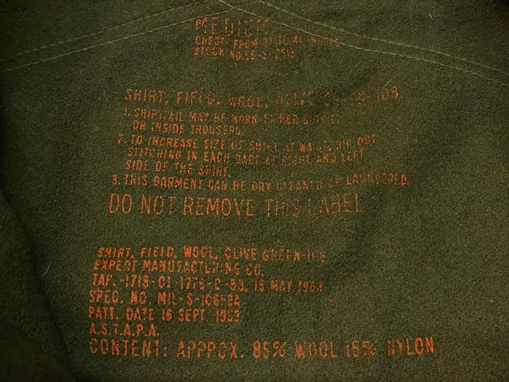 12月19日(土)マグネッツ大阪店Superior入荷日!! #7 U.S.Army編!!M-43,M-50,M-51,M-65&Sleeping Bag!!_c0078587_20092667.jpg