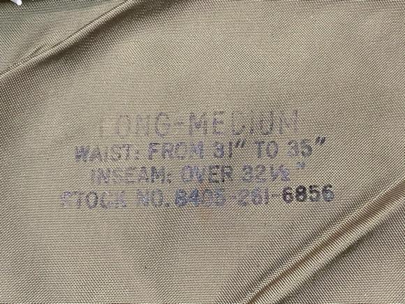 12月19日(土)マグネッツ大阪店Superior入荷日!! #7 U.S.Army編!!M-43,M-50,M-51,M-65&Sleeping Bag!!_c0078587_20244682.jpg