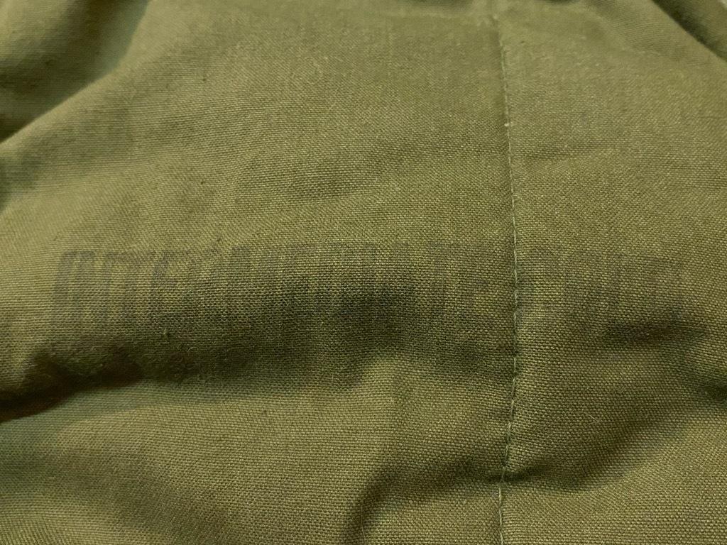 12月19日(土)マグネッツ大阪店Superior入荷日!! #7 U.S.Army編!!M-43,M-50,M-51,M-65&Sleeping Bag!!_c0078587_20322192.jpg
