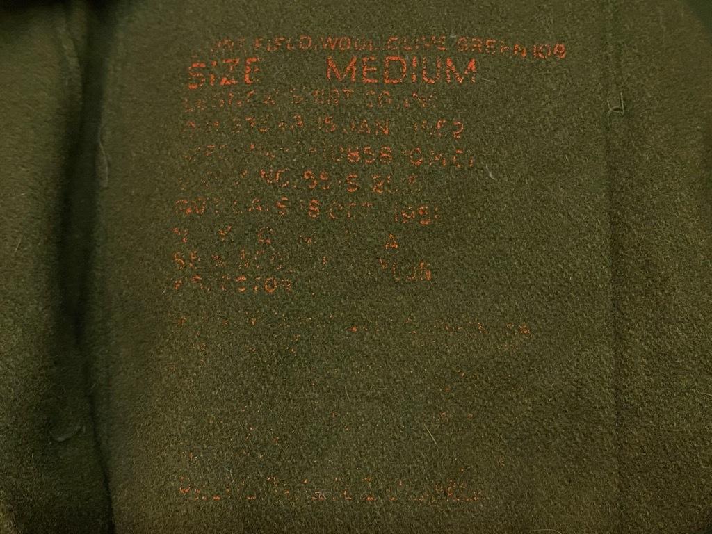 12月19日(土)マグネッツ大阪店Superior入荷日!! #7 U.S.Army編!!M-43,M-50,M-51,M-65&Sleeping Bag!!_c0078587_21345426.jpg