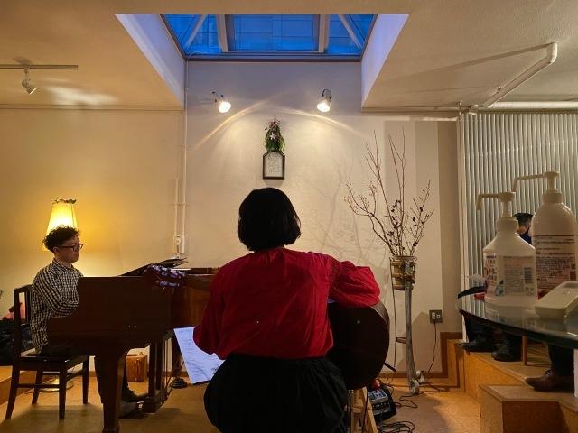 2020 [森のなかで・ボサノヴァ 〜 noriko yamamoto plays Bossa ]_e0151902_19165750.jpg