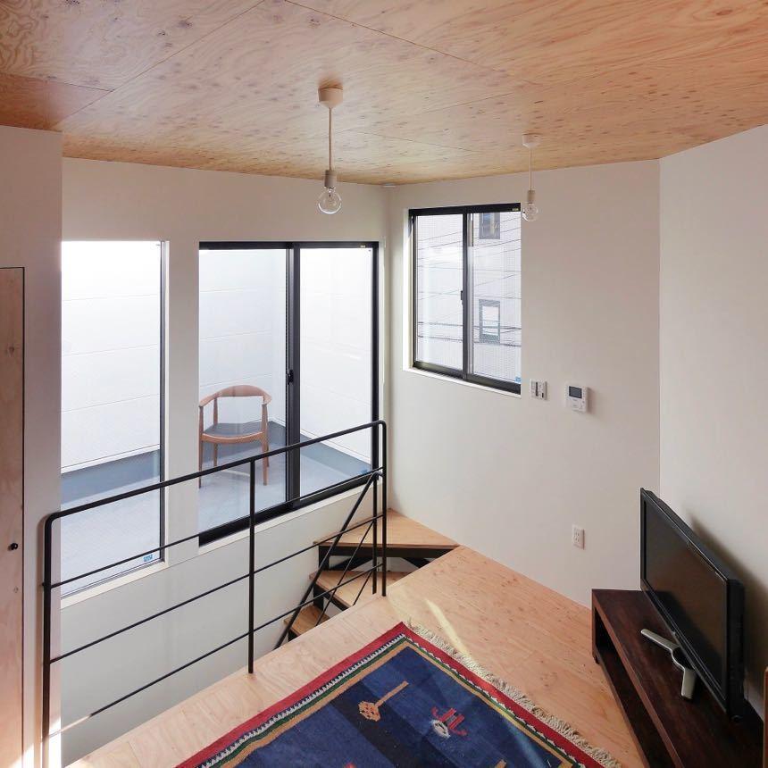 小住宅で暮らす。小住宅の設計。_d0111714_18333050.jpg
