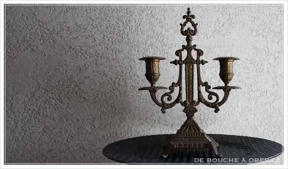 bougeoir キャンドルスタンド 手燭 燭台 フランスアンティーク その1_d0184921_17550472.jpg