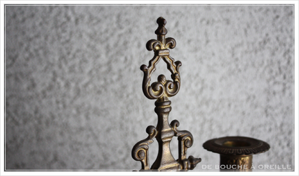 bougeoir キャンドルスタンド 手燭 燭台 フランスアンティーク その1_d0184921_18140184.jpg