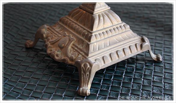 bougeoir キャンドルスタンド 手燭 燭台 フランスアンティーク その1_d0184921_18141656.jpg