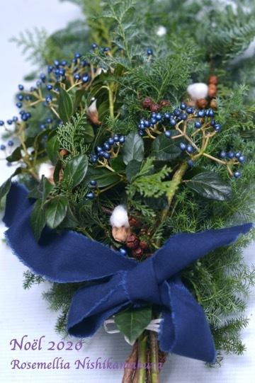 クリスマス「パリのお花屋さん」_d0078355_16525701.jpg
