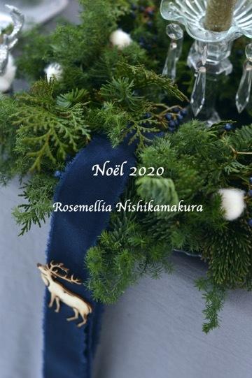 クリスマス「パリのお花屋さん」_d0078355_16544683.jpg