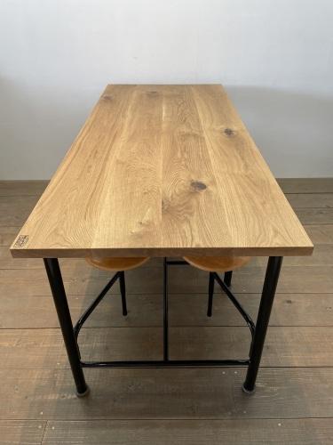 OLD TABLE & STOOL_c0146581_15041188.jpg