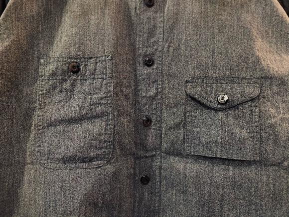 マグネッツ神戸店 ずっと手元に置いておきたいスペシャルなシャツ!_c0078587_17111133.jpg