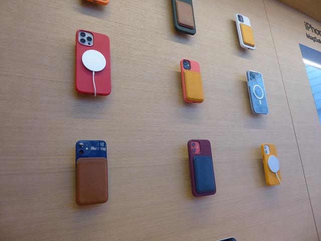 iPhone7の電池交換にアップルストアに行ってきた♪ 電池切れのストレスがゼロに♪_b0287088_08232920.jpg