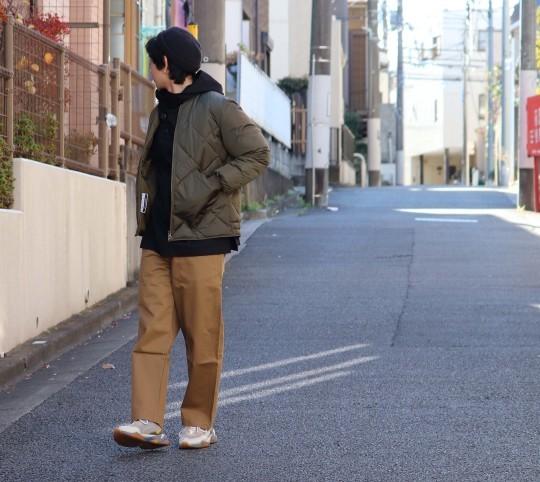 【冬のストリートカジュアルコーデ!】_d0174308_14185670.jpg