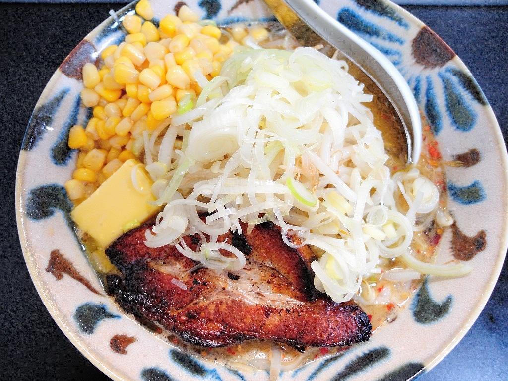自家製麺 SHIN(新)@反町_d0393923_23222085.jpg