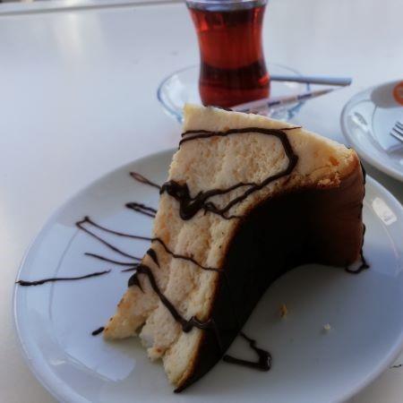 サンセバスティアン・チーズケーキ。_f0232763_10021409.jpg