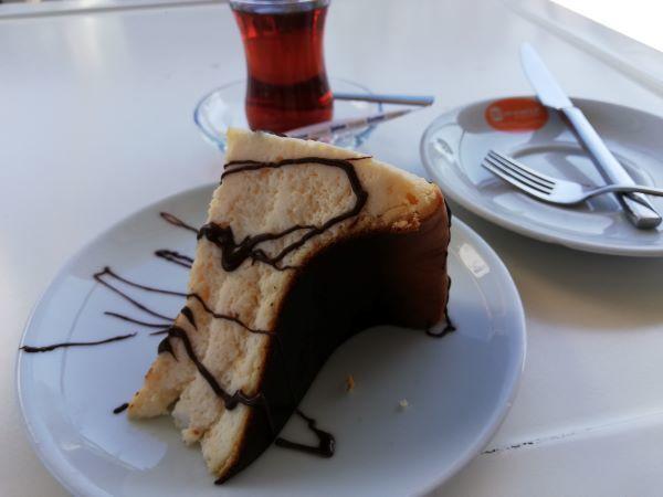 サンセバスティアン・チーズケーキ。_f0232763_10021471.jpg