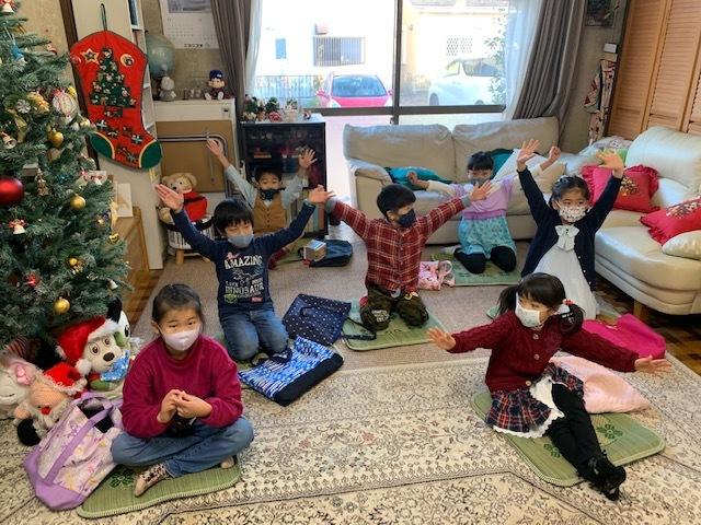 クリスマス会終了☆_e0040673_22312984.jpg