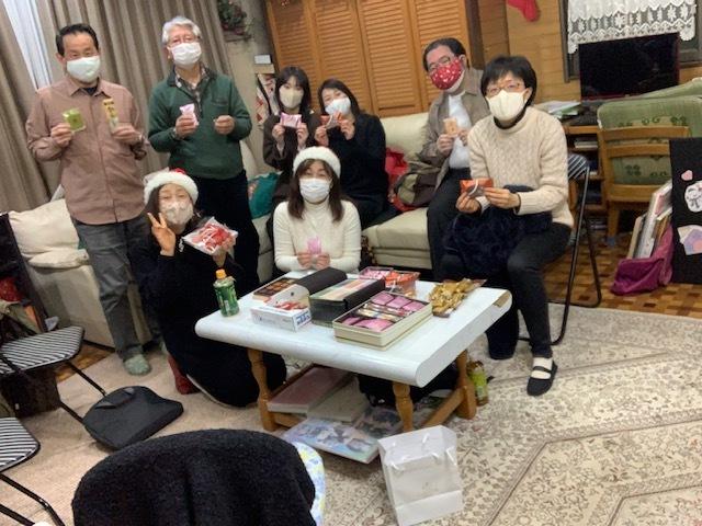 クリスマス会終了☆_e0040673_22342484.jpg