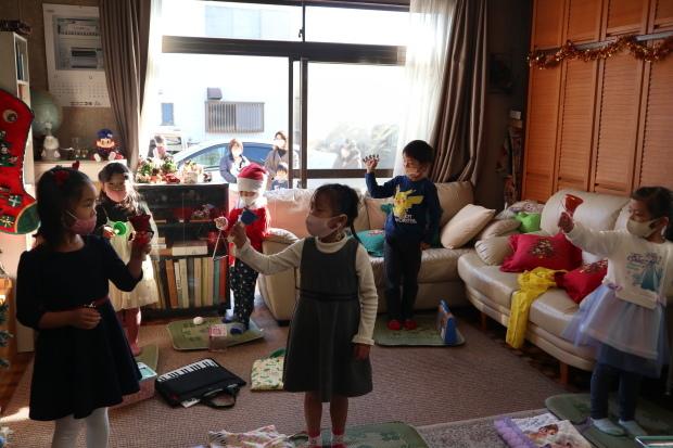クリスマス会終了☆_e0040673_22571797.jpg