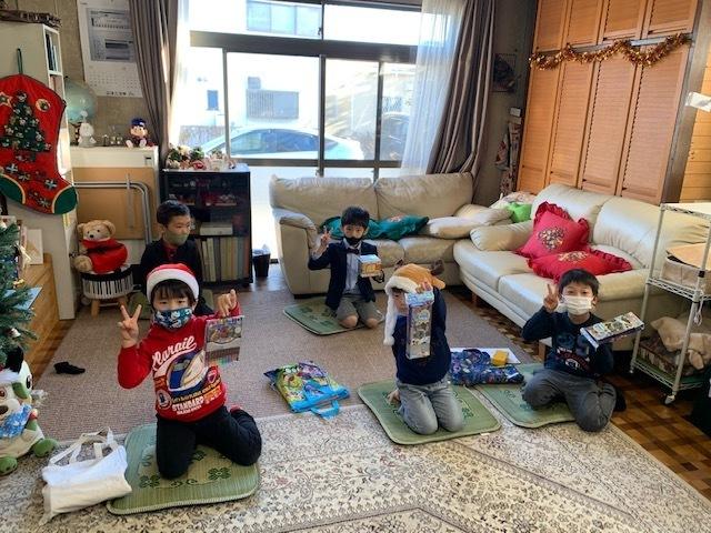 クリスマス会終了☆_e0040673_23031921.jpg
