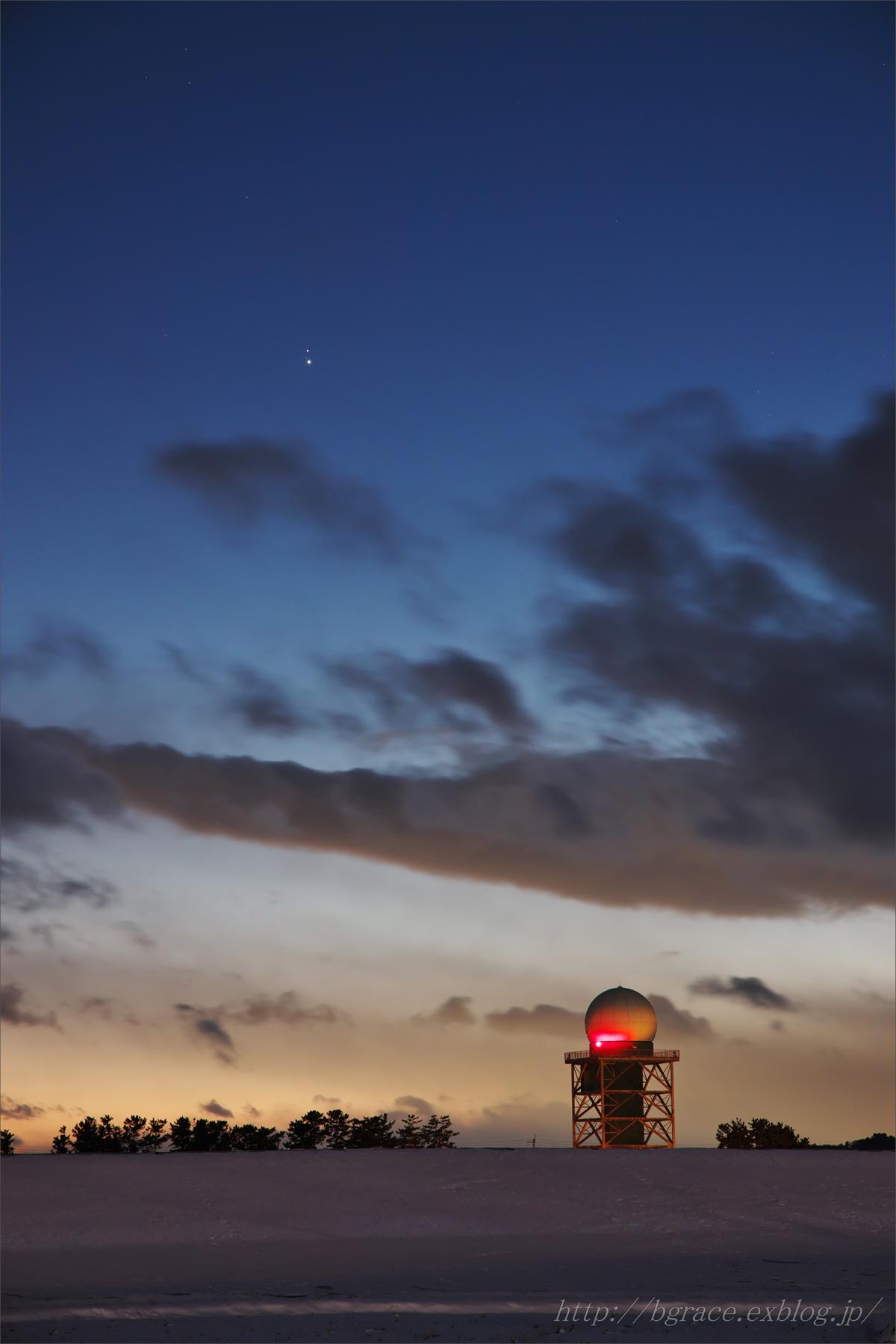 土星と木星の超大接近_b0191074_23425565.jpg