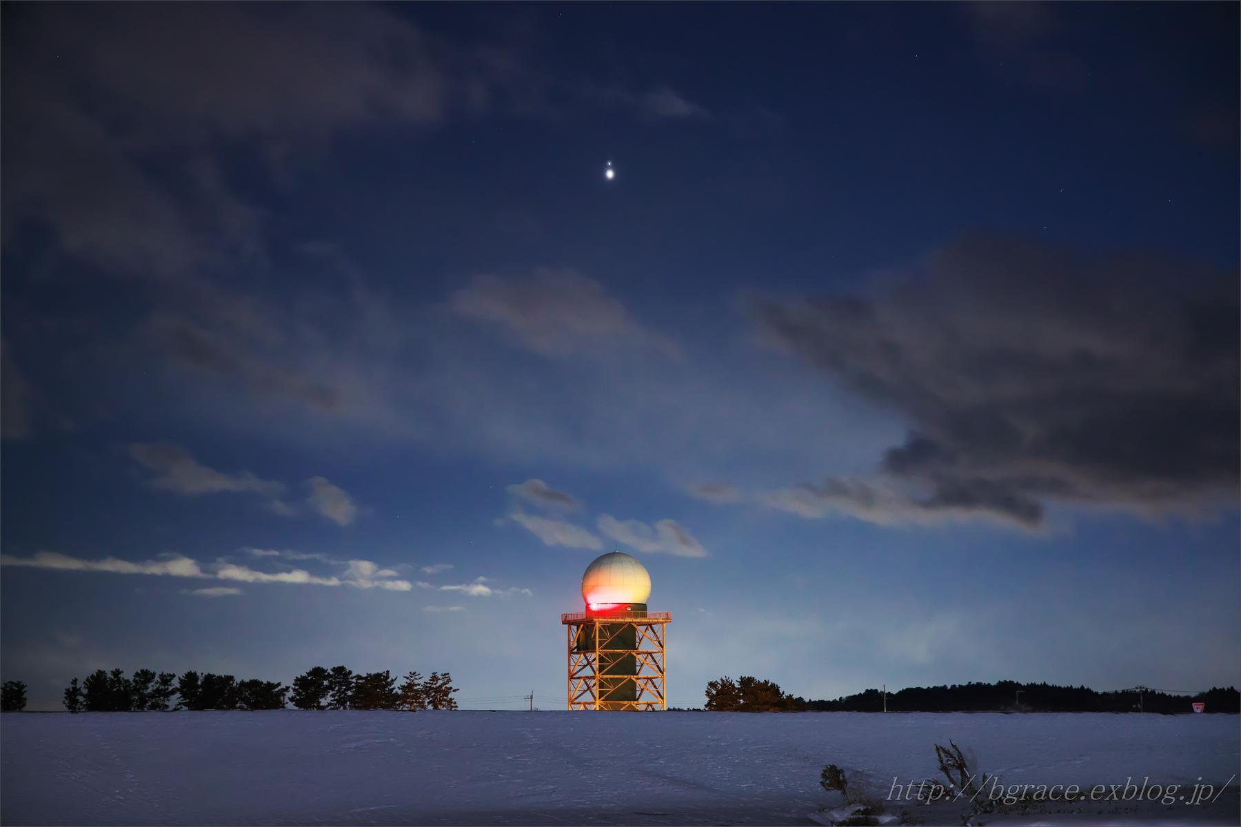 土星と木星の超大接近_b0191074_23430619.jpg