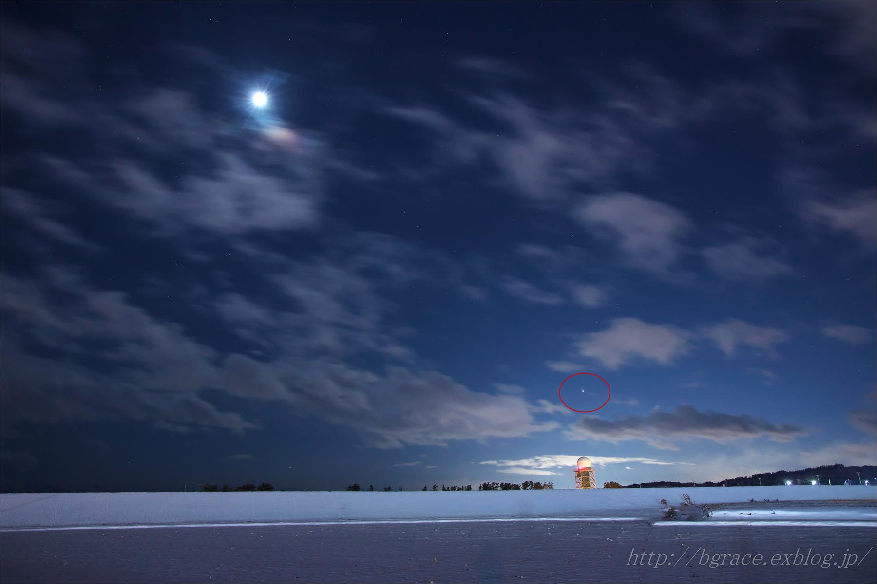 土星と木星の超大接近_b0191074_23433500.jpg
