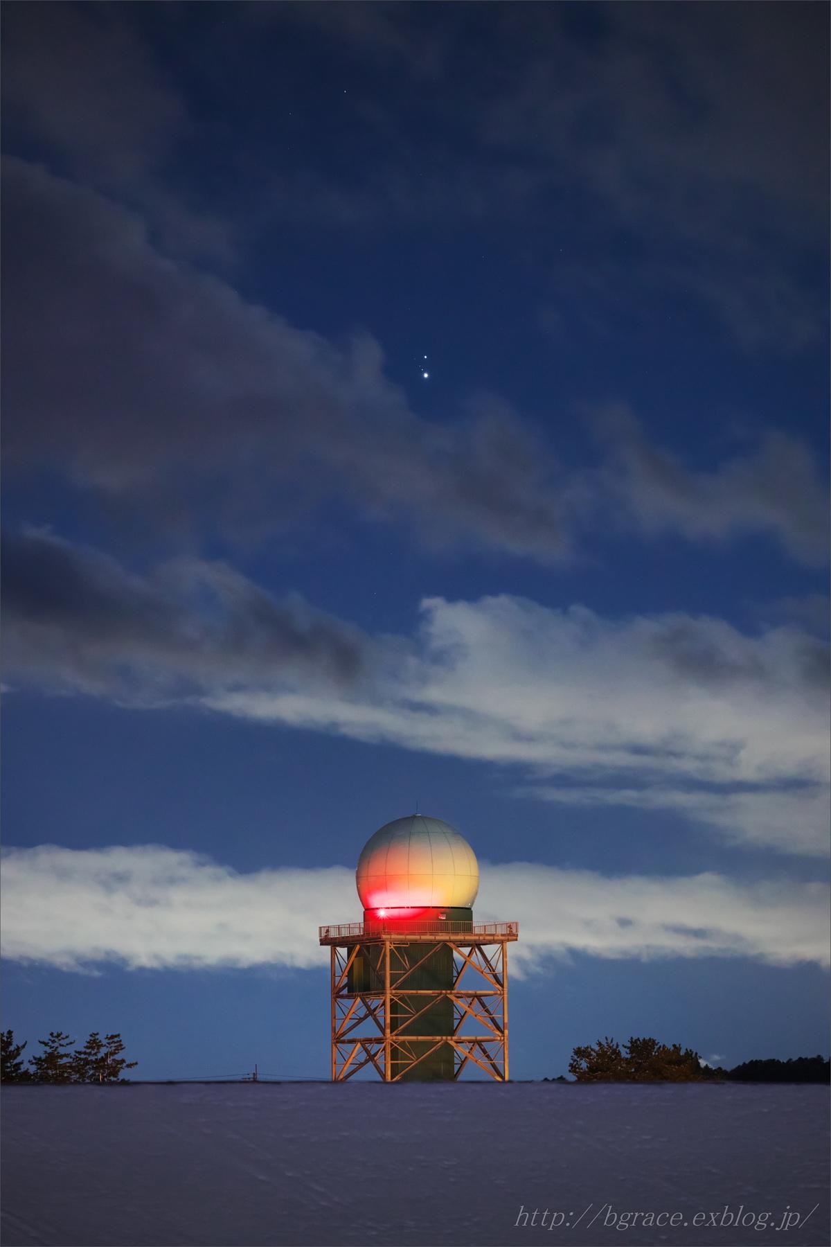 土星と木星の超大接近_b0191074_23434524.jpg