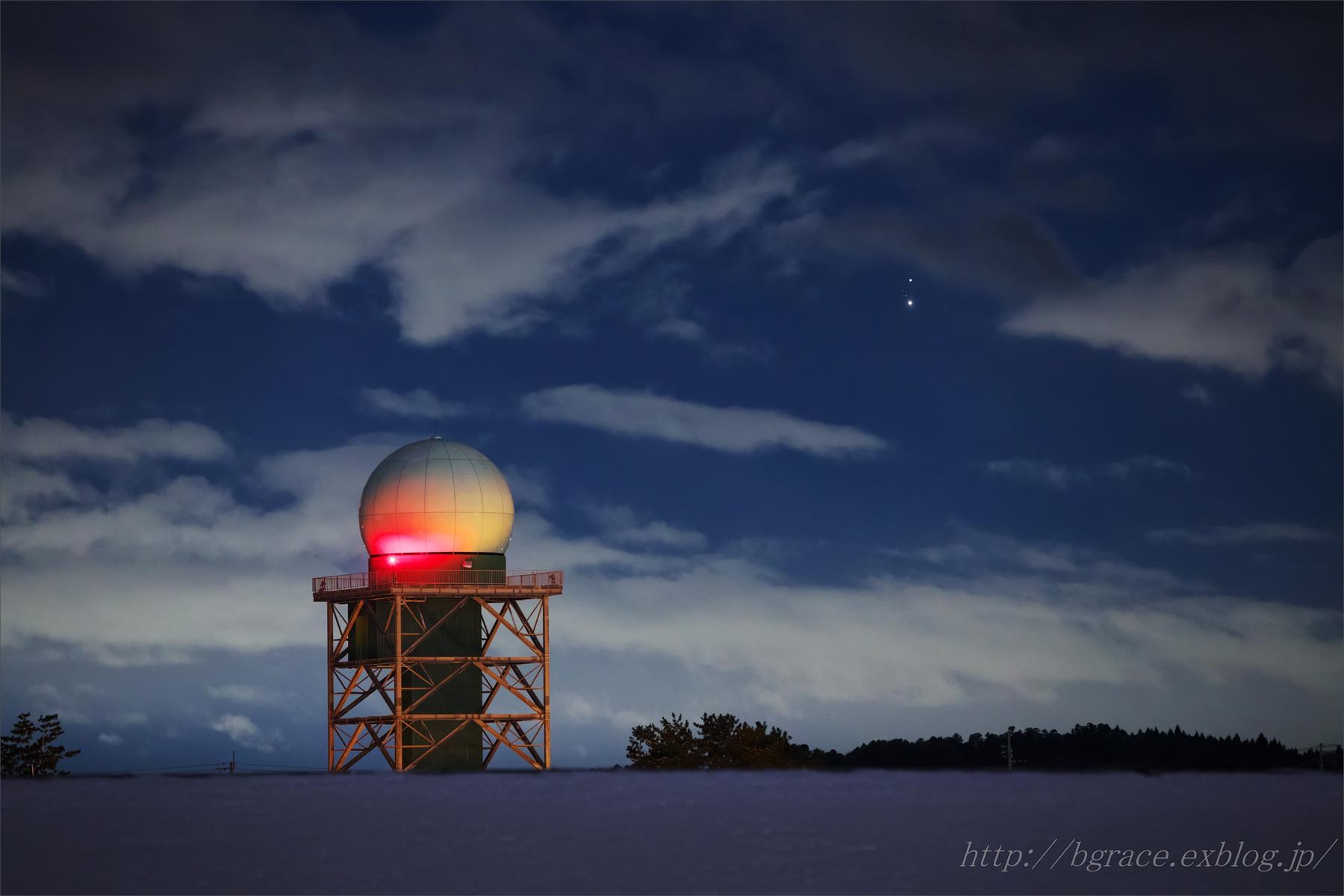 土星と木星の超大接近_b0191074_23440793.jpg