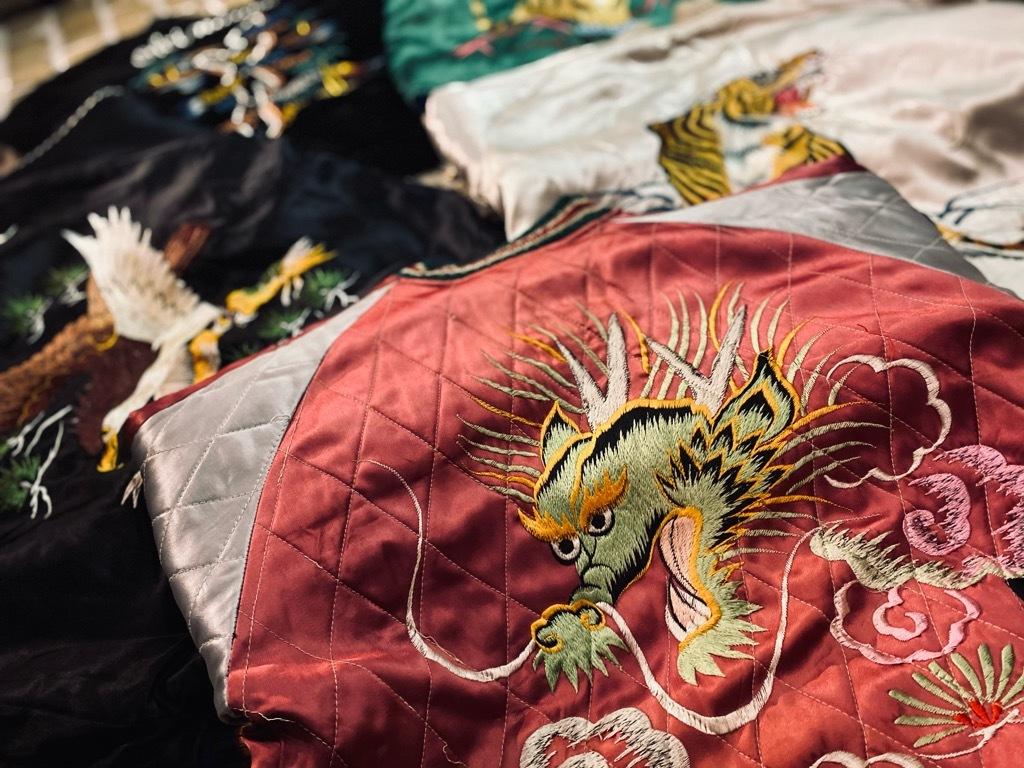マグネッツ神戸店 12/23(水)Vintage入荷! #1 Japan Souvenir Jacket!!!_c0078587_15192236.jpg