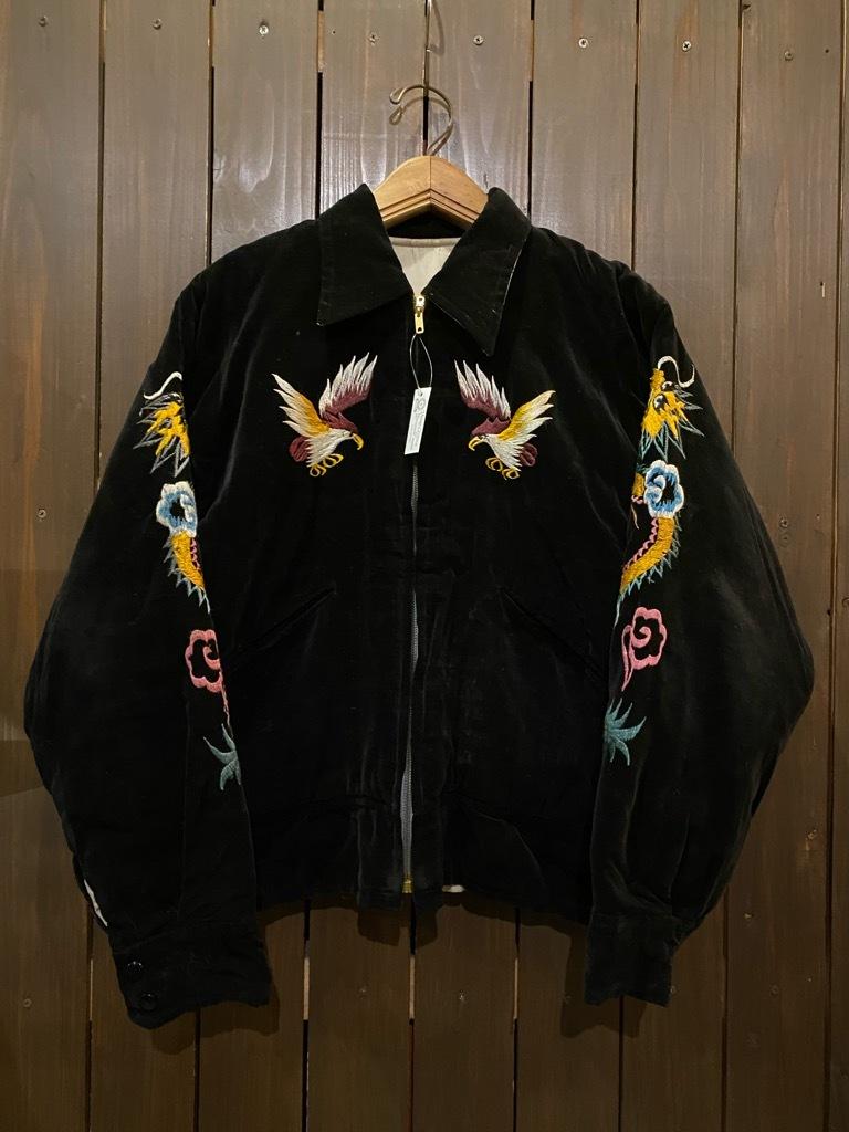 マグネッツ神戸店 12/23(水)Vintage入荷! #1 Japan Souvenir Jacket!!!_c0078587_15202506.jpg