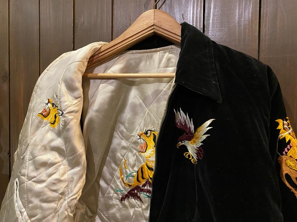 マグネッツ神戸店 12/23(水)Vintage入荷! #1 Japan Souvenir Jacket!!!_c0078587_15215433.jpg