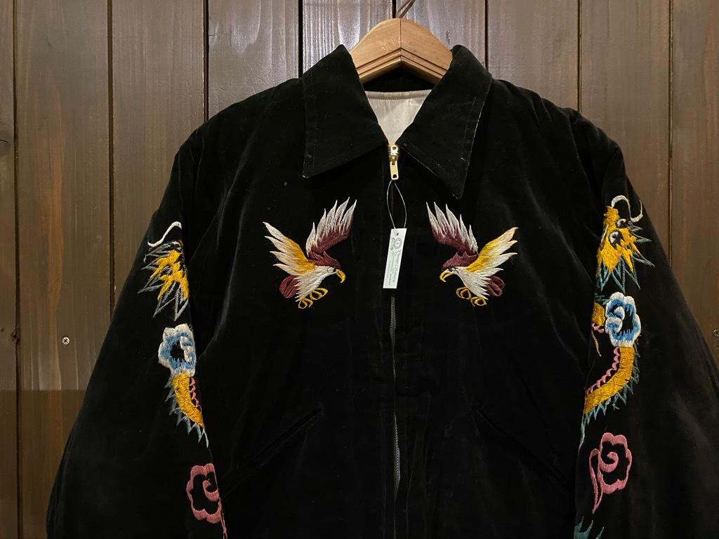 マグネッツ神戸店 12/23(水)Vintage入荷! #1 Japan Souvenir Jacket!!!_c0078587_15215434.jpg