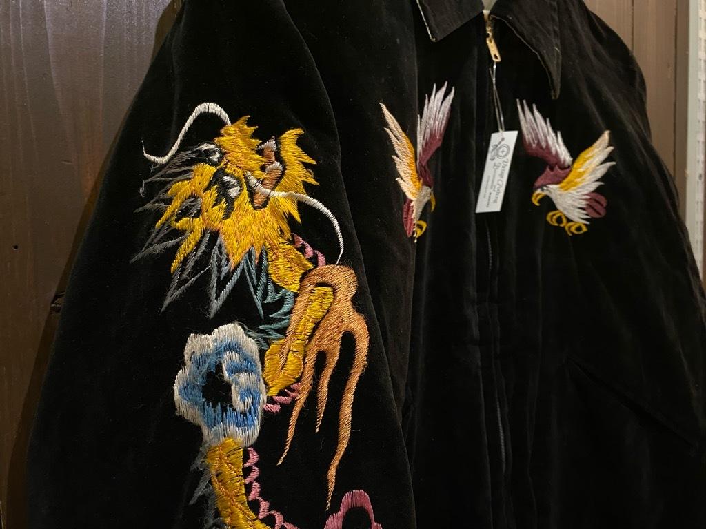 マグネッツ神戸店 12/23(水)Vintage入荷! #1 Japan Souvenir Jacket!!!_c0078587_15215447.jpg