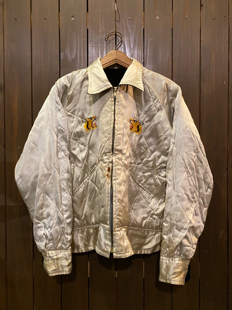 マグネッツ神戸店 12/23(水)Vintage入荷! #1 Japan Souvenir Jacket!!!_c0078587_15232088.jpg
