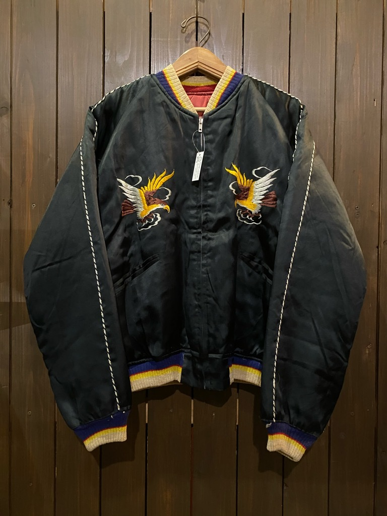 マグネッツ神戸店 12/23(水)Vintage入荷! #1 Japan Souvenir Jacket!!!_c0078587_15243392.jpg