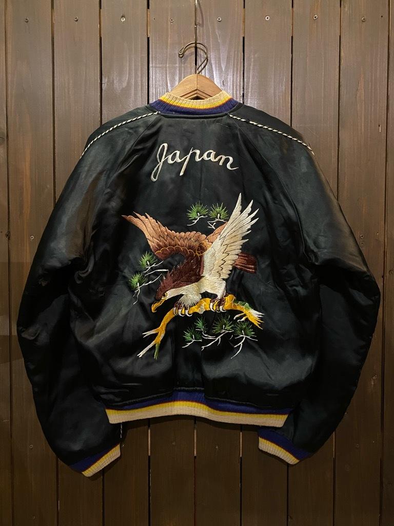 マグネッツ神戸店 12/23(水)Vintage入荷! #1 Japan Souvenir Jacket!!!_c0078587_15243400.jpg
