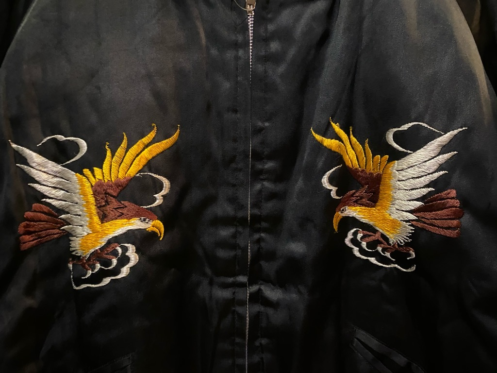 マグネッツ神戸店 12/23(水)Vintage入荷! #1 Japan Souvenir Jacket!!!_c0078587_15243474.jpg