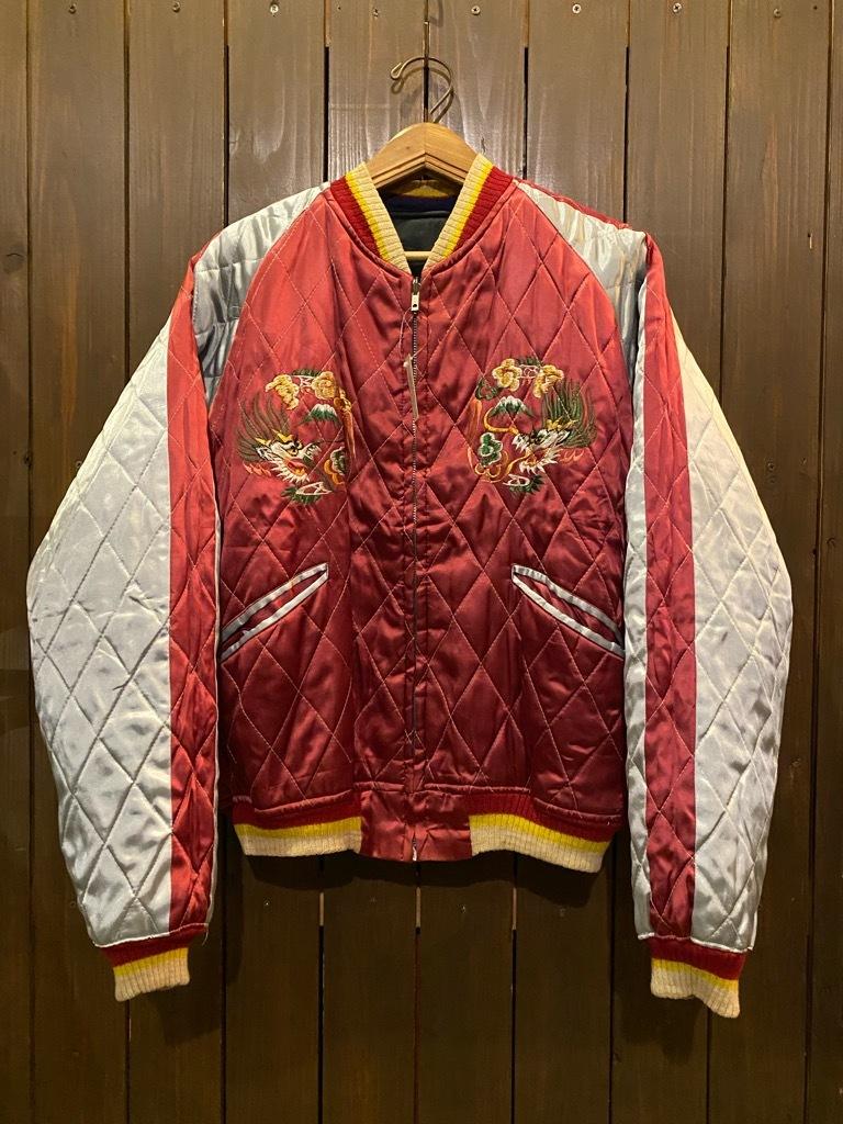 マグネッツ神戸店 12/23(水)Vintage入荷! #1 Japan Souvenir Jacket!!!_c0078587_15272356.jpg