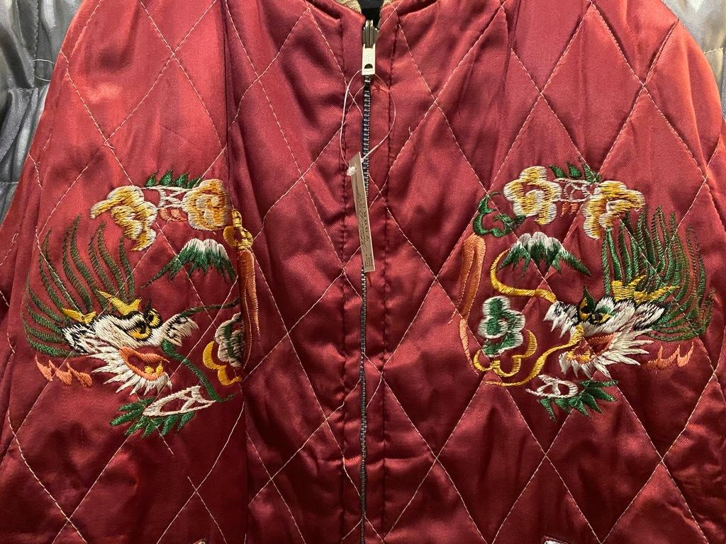 マグネッツ神戸店 12/23(水)Vintage入荷! #1 Japan Souvenir Jacket!!!_c0078587_15272436.jpg