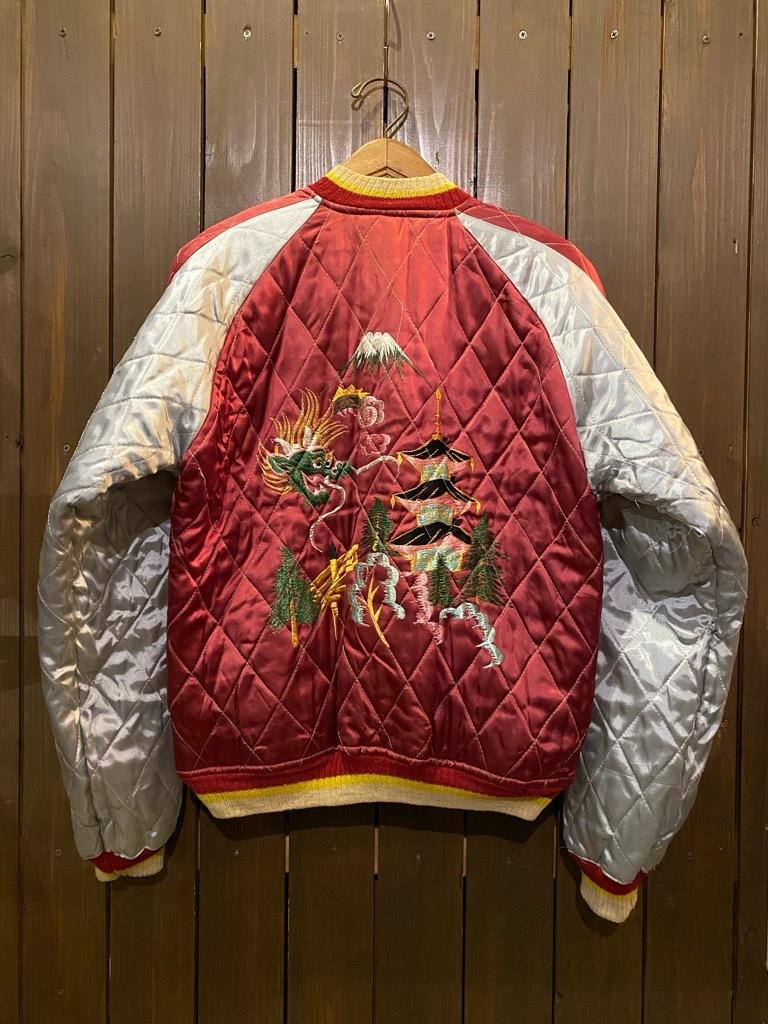 マグネッツ神戸店 12/23(水)Vintage入荷! #1 Japan Souvenir Jacket!!!_c0078587_15272497.jpg