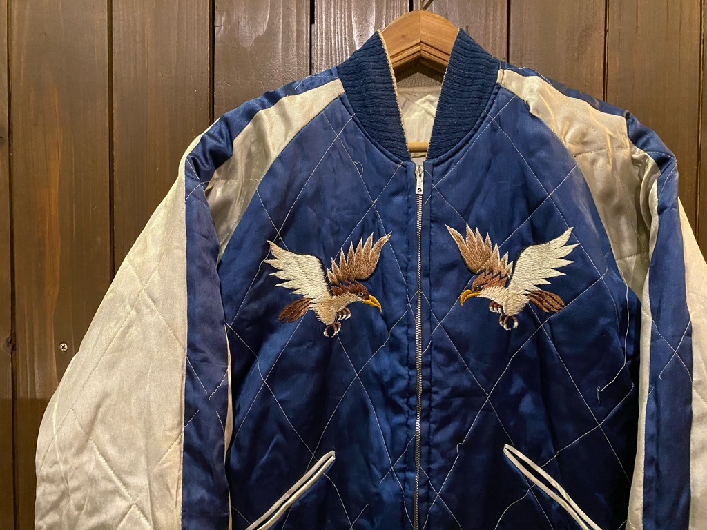 マグネッツ神戸店 12/23(水)Vintage入荷! #1 Japan Souvenir Jacket!!!_c0078587_15304041.jpg