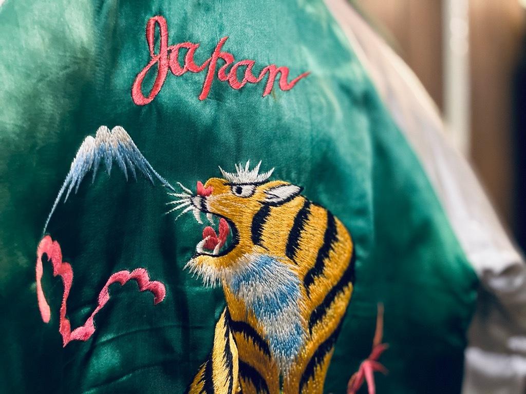 マグネッツ神戸店 12/23(水)Vintage入荷! #1 Japan Souvenir Jacket!!!_c0078587_15314439.jpg