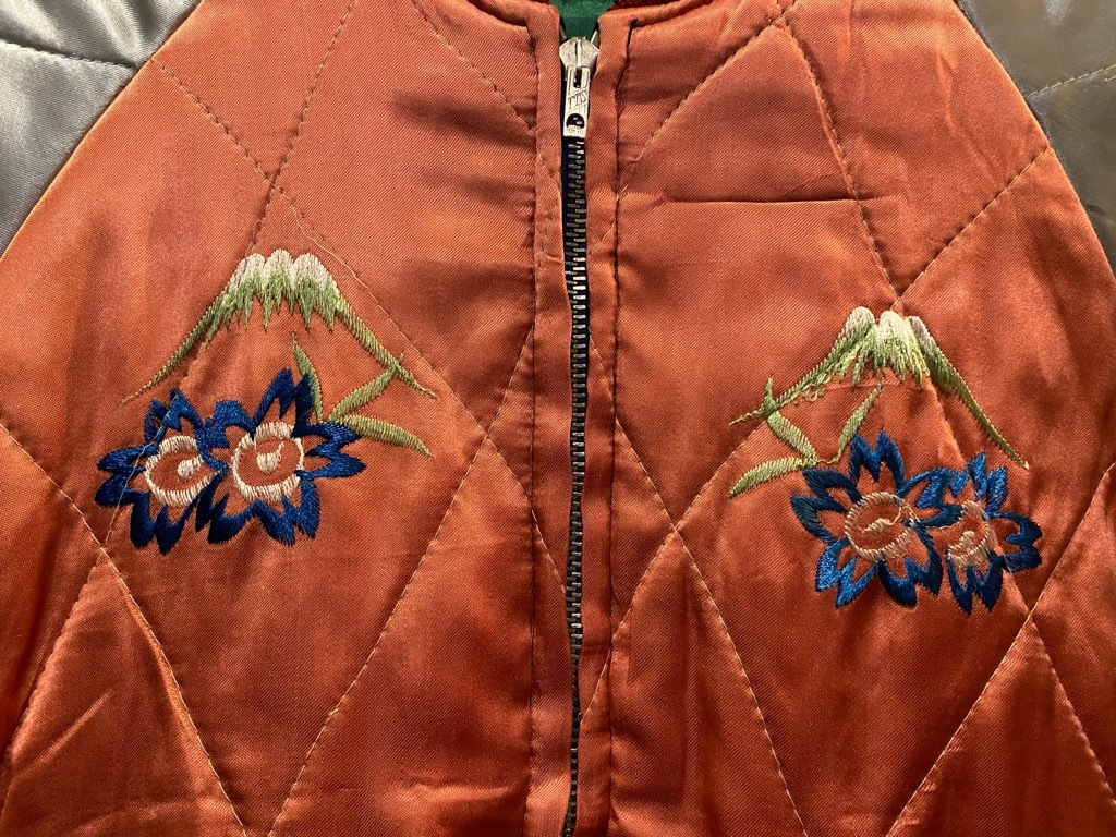 マグネッツ神戸店 12/23(水)Vintage入荷! #1 Japan Souvenir Jacket!!!_c0078587_15332226.jpg