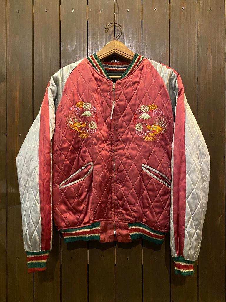 マグネッツ神戸店 12/23(水)Vintage入荷! #1 Japan Souvenir Jacket!!!_c0078587_15343835.jpg