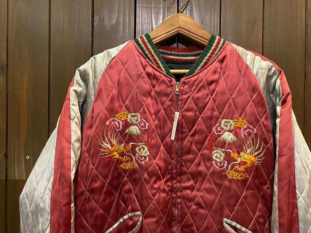 マグネッツ神戸店 12/23(水)Vintage入荷! #1 Japan Souvenir Jacket!!!_c0078587_15343856.jpg