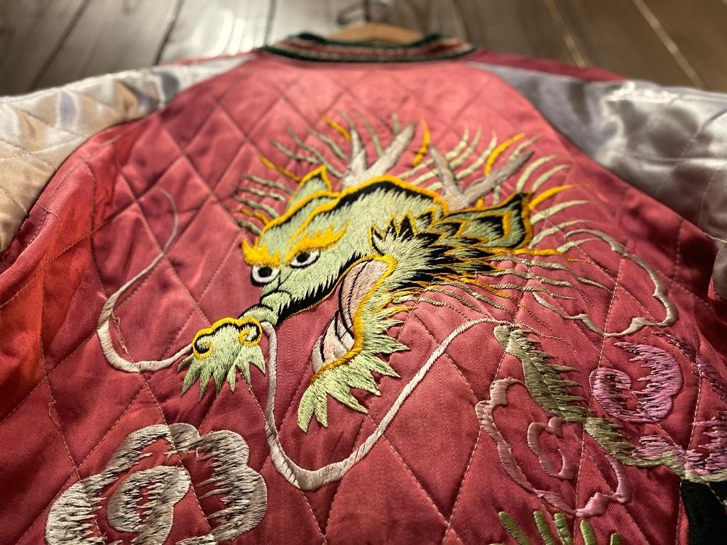 マグネッツ神戸店 12/23(水)Vintage入荷! #1 Japan Souvenir Jacket!!!_c0078587_15343977.jpg