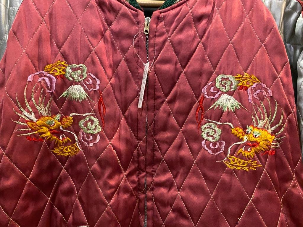 マグネッツ神戸店 12/23(水)Vintage入荷! #1 Japan Souvenir Jacket!!!_c0078587_15363470.jpg
