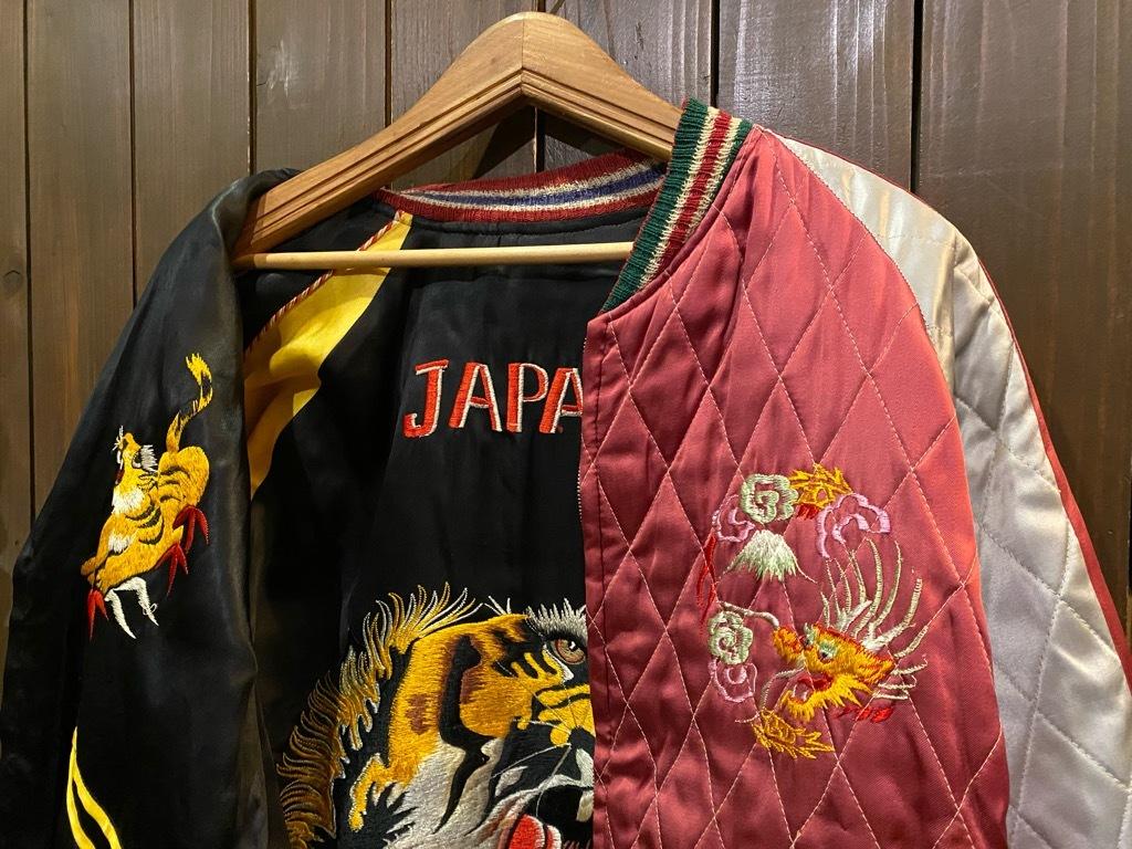 マグネッツ神戸店 12/23(水)Vintage入荷! #1 Japan Souvenir Jacket!!!_c0078587_15363577.jpg