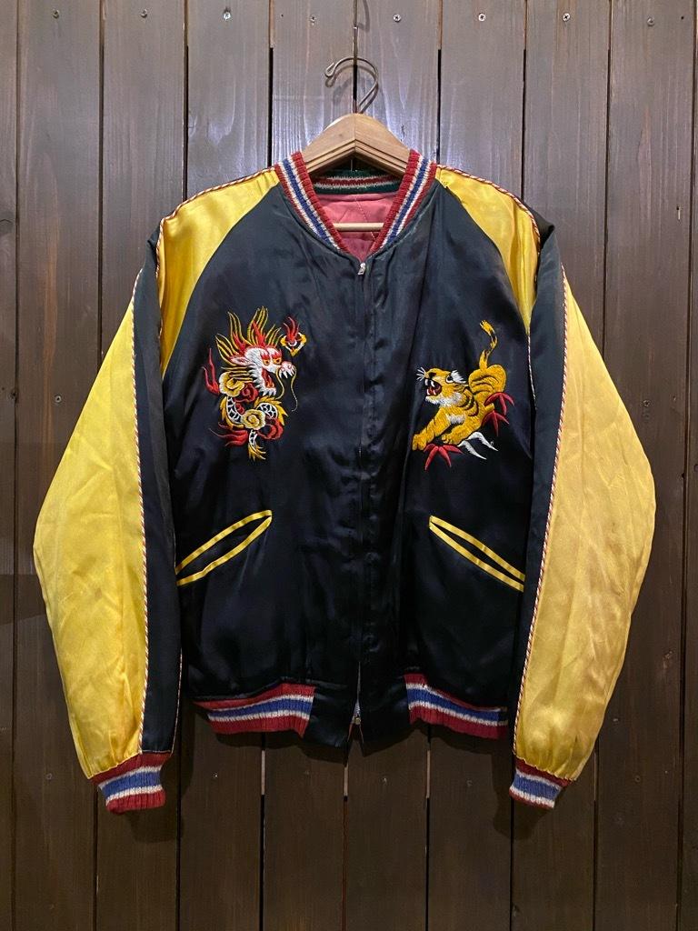 マグネッツ神戸店 12/23(水)Vintage入荷! #1 Japan Souvenir Jacket!!!_c0078587_15425074.jpg