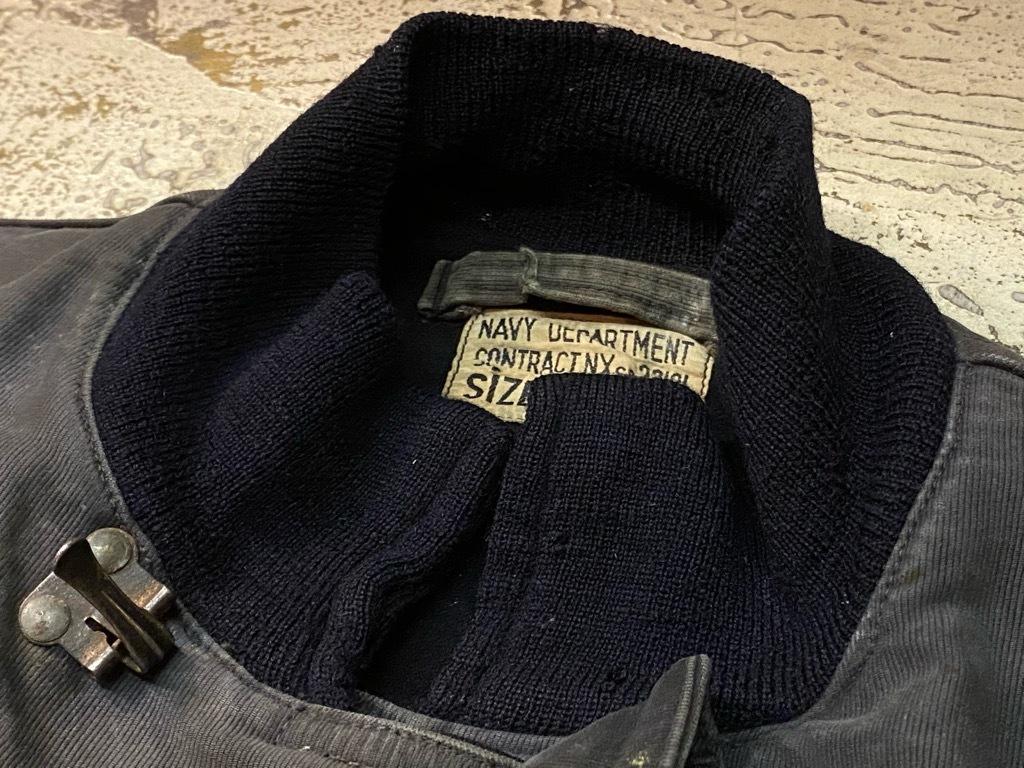 12月23日(水)マグネッツ大阪店Vintage入荷日!! #1 U.S.Navy編!! DeckHookJKT BloodChit,N-1 DeckJKT Stencil,DeckPants,N-3_c0078587_17262431.jpg